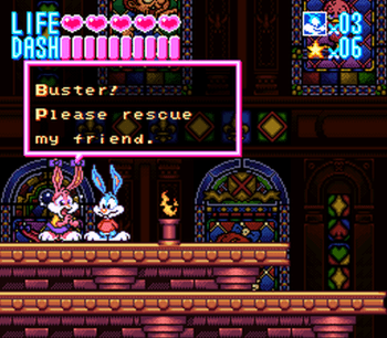 Tiny Toon Adventures - Buster Busts Loose! (SNES) - 50