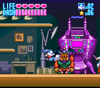 Tiny Toon Adventures - Buster Busts Loose! (SNES) - 53