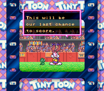 Tiny Toon Adventures - Buster Busts Loose! (SNES) - 56