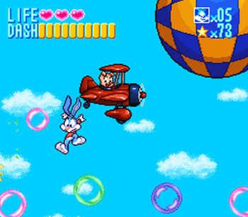 Tiny Toon Adventures - Buster Busts Loose! (SNES) - 67