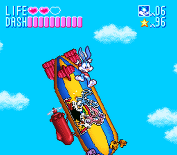 Tiny Toon Adventures - Buster Busts Loose! (SNES) - 69