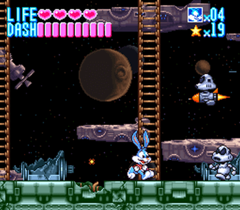 Tiny Toon Adventures - Buster Busts Loose! (SNES) - 83