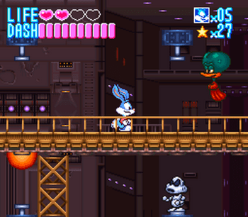 Tiny Toon Adventures - Buster Busts Loose! (SNES) - 88