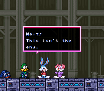 Tiny Toon Adventures - Buster Busts Loose! (SNES) - 96