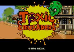 Toxic Crusaders (50)