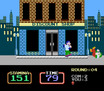 Urban Champion (NES) - 04