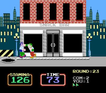 Urban Champion (NES) - 10