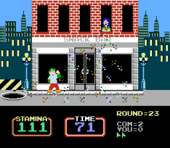 Urban Champion (NES) - 11