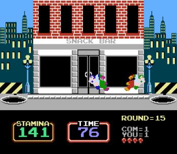 Urban Champion (NES) - 12
