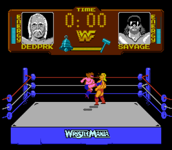 WWF WrestleMania (NES) - 03