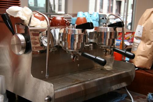 Cafe Grumpy Synecco Syncra