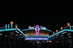 Flo's At Night
