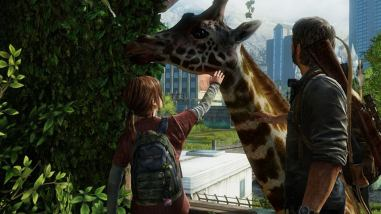 Ellie and the Giraffe