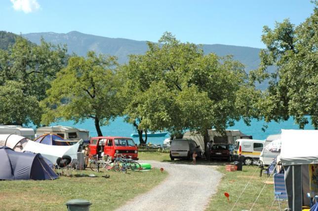 Camping Meer van Annecy - Ik was 10 toen mijn opa stierf