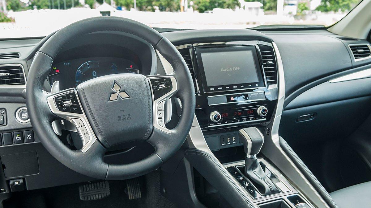 2021 Mitsubishi Montero Sport Exterior