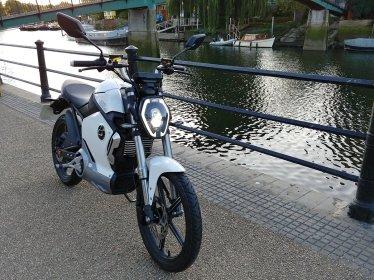 Super SOCO Serie TS-2