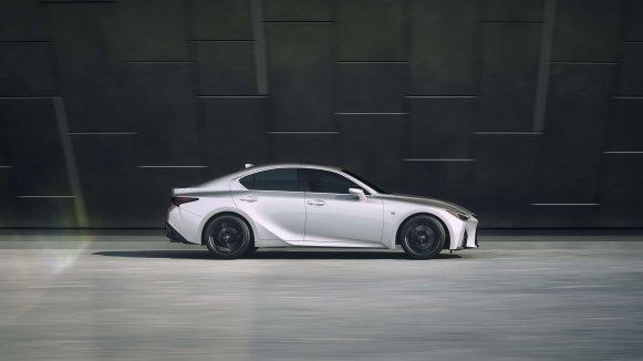 Lexus IS 2021 deagenciapa.com - 03