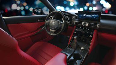 Lexus IS 2021 deagenciapa.com - 09