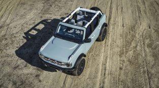 Ford Bronco 2022 exterior