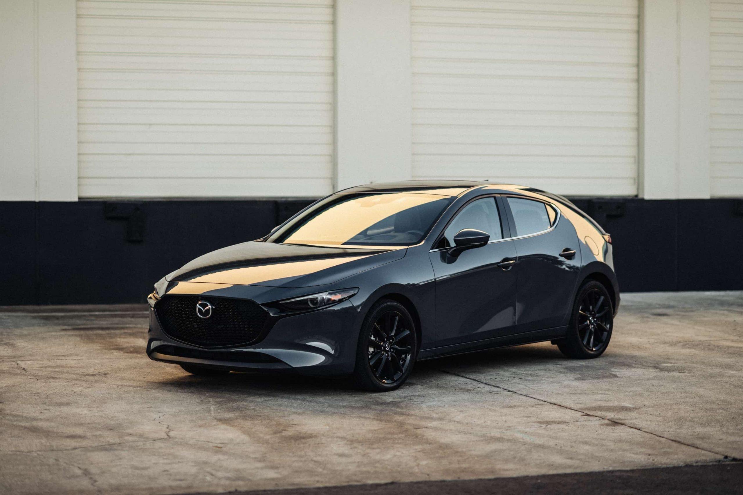 2021 Mazda 3 Sedan Research New