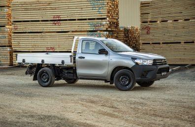 Toyota Hilux 2021 Australia - deagenciapa.com - 01
