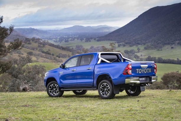 Toyota Hilux 2021 Australia - deagenciapa.com - 03