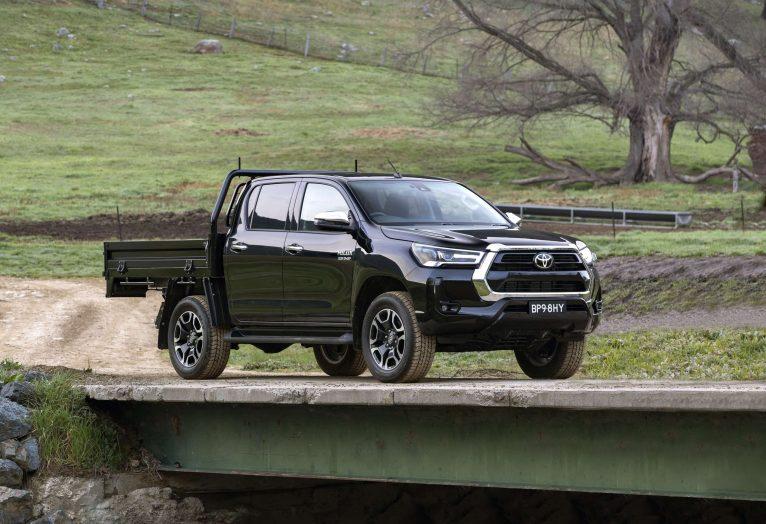 Toyota Hilux 2021 Australia - deagenciapa.com - 06