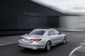 Mercedes Benz Clase S exterior