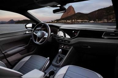 Volkswagen Nivus 2021 interior