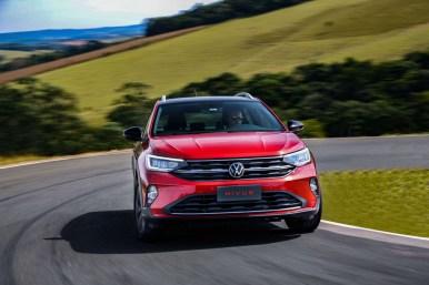Volkswagen Nivus 2021 exterior