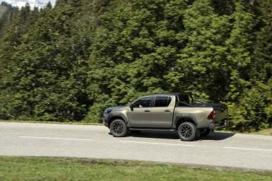 Toyota Hilux 2021 Invencible - deagenciapa.com - 018