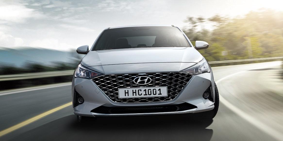 Hyundai Accent 2022: exterior