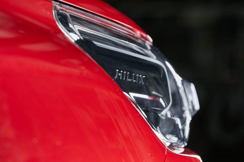 Toyota Hilux 2021 exterior