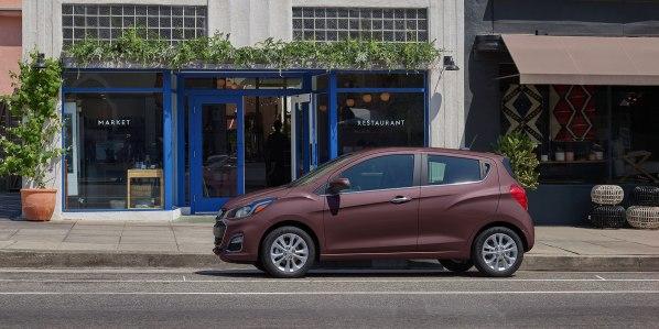 Chevrolet Spark 2021 exterior