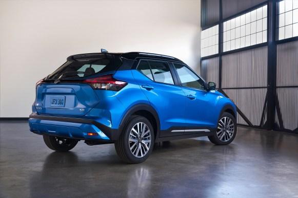 Nissan Kicks 2021 exterior