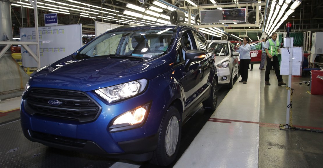Ford EcoSport brasileño