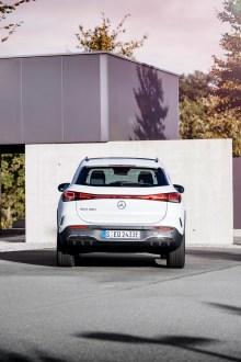 Mercedes-Benz EQA exterior