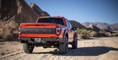 Ford F-150 Raptor 2021: Así es su actualización