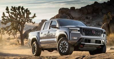 Nissan Frontier 2022: Así es la nueva generación de la pickup estadounidense