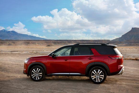 Nissan Pathfinder 2022 - deagenciapa.com - 022