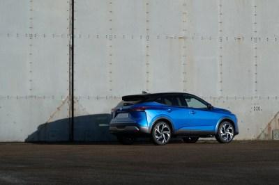 Nissan Qashqai 2022 exterior