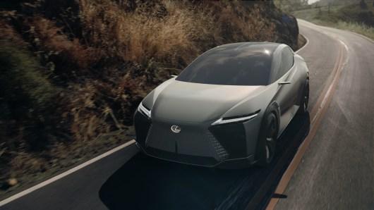 Los próximos modelos de Lexus tomarán como base este prototipo