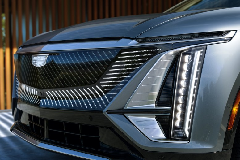 Cadillac Lyriq 2023 exterior