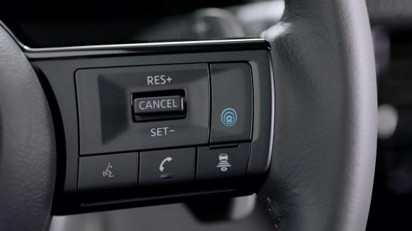 Nissan X-Trail 2022 interior