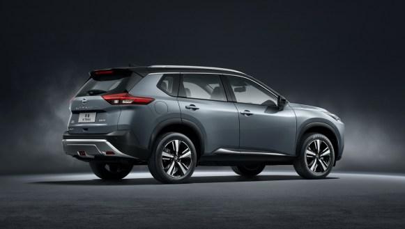 Nissan X-Trail 2022 exterior