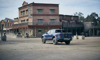 Ford Ranger Raptor SE exterior