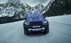 La Ford Ranger Raptor SE empezará a venderse en Europa desde octubre