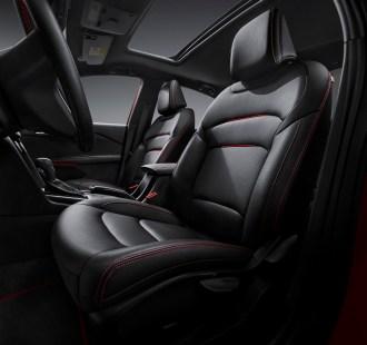 Chevrolet Monza Asia interior