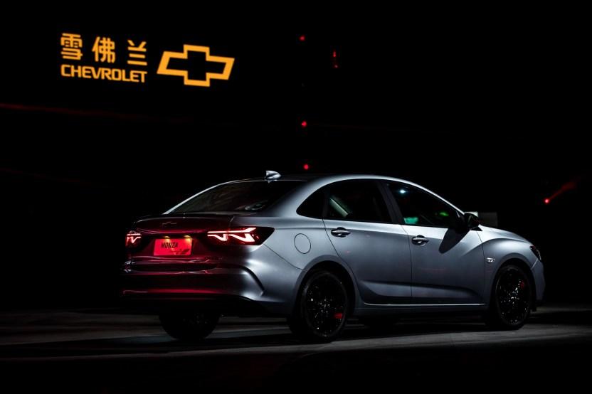 Chevrolet Monza Asia exterior