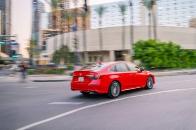Honda Civic 2022 exterior